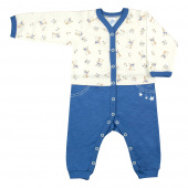 Комбинезон Little Bear blue Veres 101.74 в Джанкое